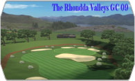 The Rhondda Valleys Golf Course 09 logo