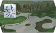 Red Tail Golf Course logo