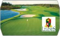 The Legends Course logo