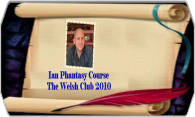 Ian Phantasy Course The Welsh Club 2010 logo
