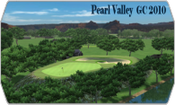 Pearl Valley Golf Club 2010 logo