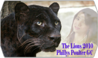 The Lions 2010 Phillys Poulter GC logo