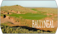 Ballyneal Golf Club logo