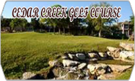 Cedar Creek Golf Club logo