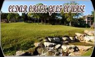 Cedar Creek Golf Club logo