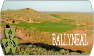 Ballyneal Golf Club 2010 logo