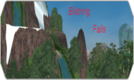Blistering Falls logo