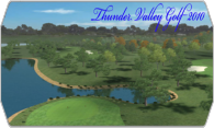 Thunder Valley Golf 2010 logo