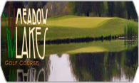 Meadow Lakes Golf Course logo