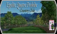 Egalite Quatre Prohibe Country Club logo