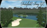 Delafield Bay G.C 2k10 logo