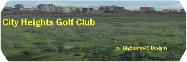 City Heights Golf Club logo