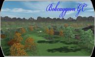 Bobcaygeon G.C 2k10 logo