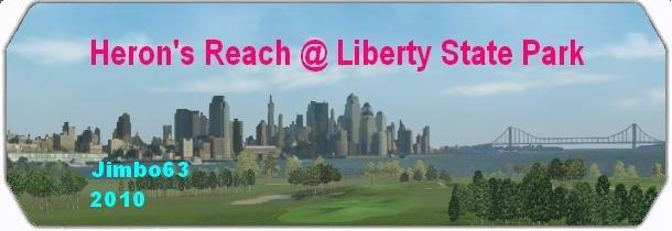 Heron`s Reach @ Liberty State Park logo