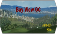 Bay View Golf Club logo