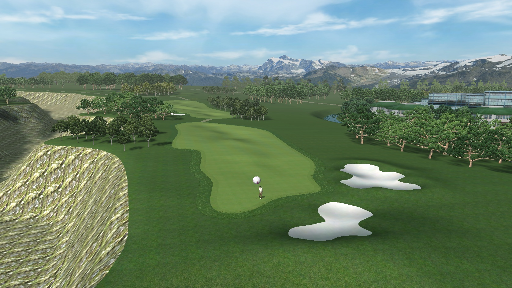 Picture of Canyons Course at Wychwood - click to view original size
