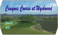 Canyons Course at Wychwood logo