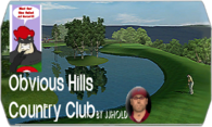 Obvious Hills Country Club logo