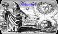 Hermetic 18 logo