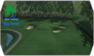 Bay Forest Golf Course logo