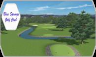 Blue Springs Golf Club logo
