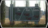 Fox Run Estates logo