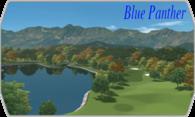 Blue Panther ( The Elite Club) logo