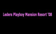 Leders  Playboy Mansion Resort ` 08 logo