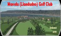 Maesdu (Llandudno) Golf Club logo
