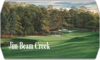 Jim Beam Creek logo