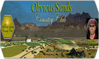 Obvious Sands Country Club by JJHOLD logo