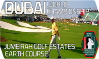 Dubai World Championship- Earth Course logo
