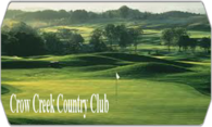 Crow Creek Country Club logo