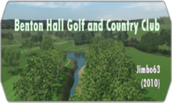 Benton Hall Golf & Country Club logo