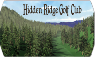 Hidden Ridge Golf Club logo