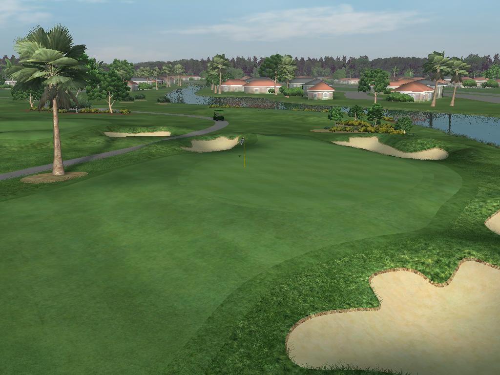 Tiger Woods PGA Tour 2008 - Pictures of Jacaranda Golf Club