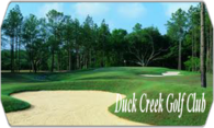 Duck Creek Golf Club logo