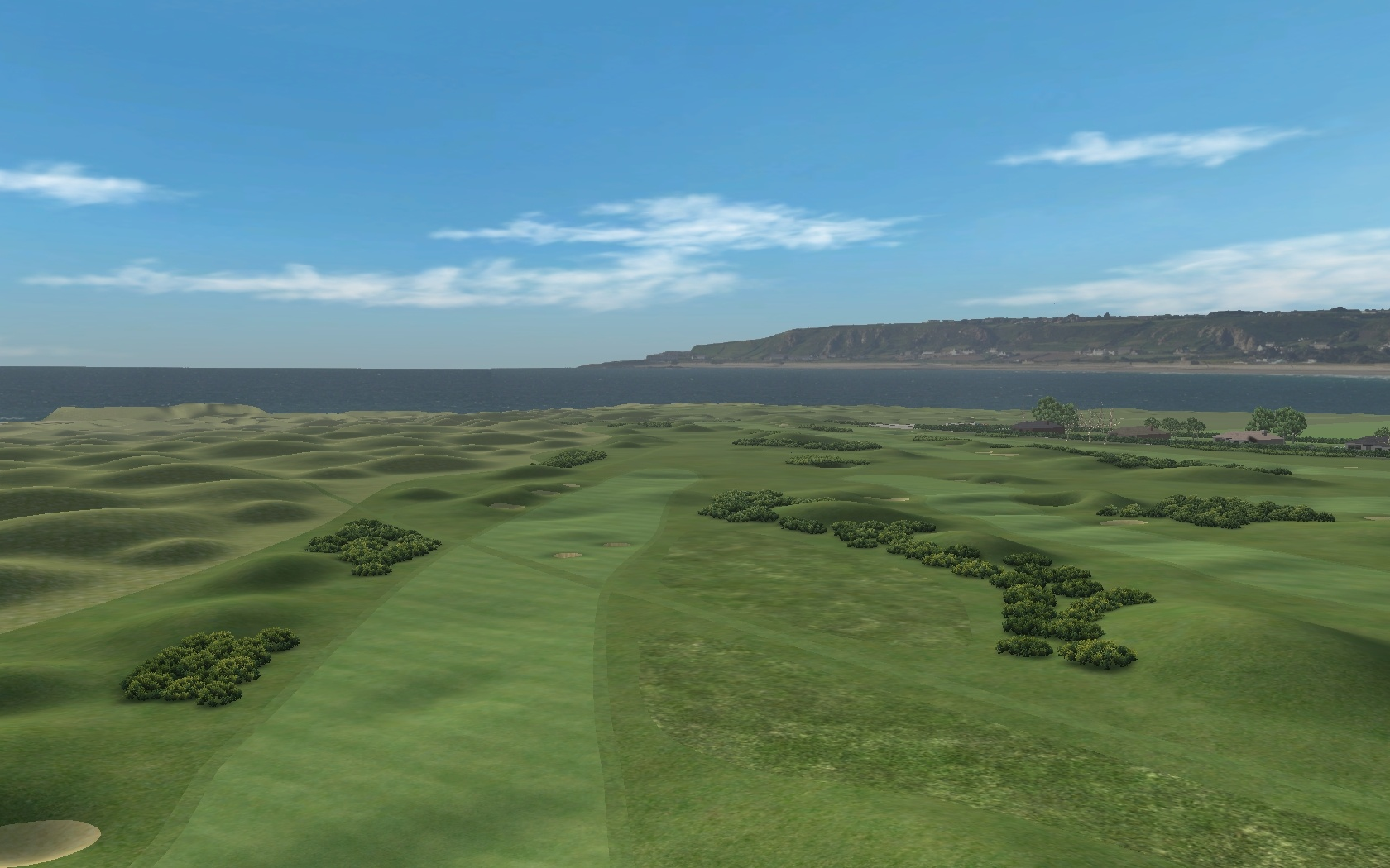 Picture of Royal St. David`s Golf Club - click to view original size