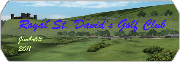 Royal St. David`s Golf Club logo