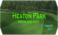 Heaton Park pitch and putt logo