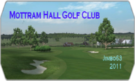 Mottram Hall Golf Club logo