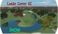 Caddie Corner GC logo