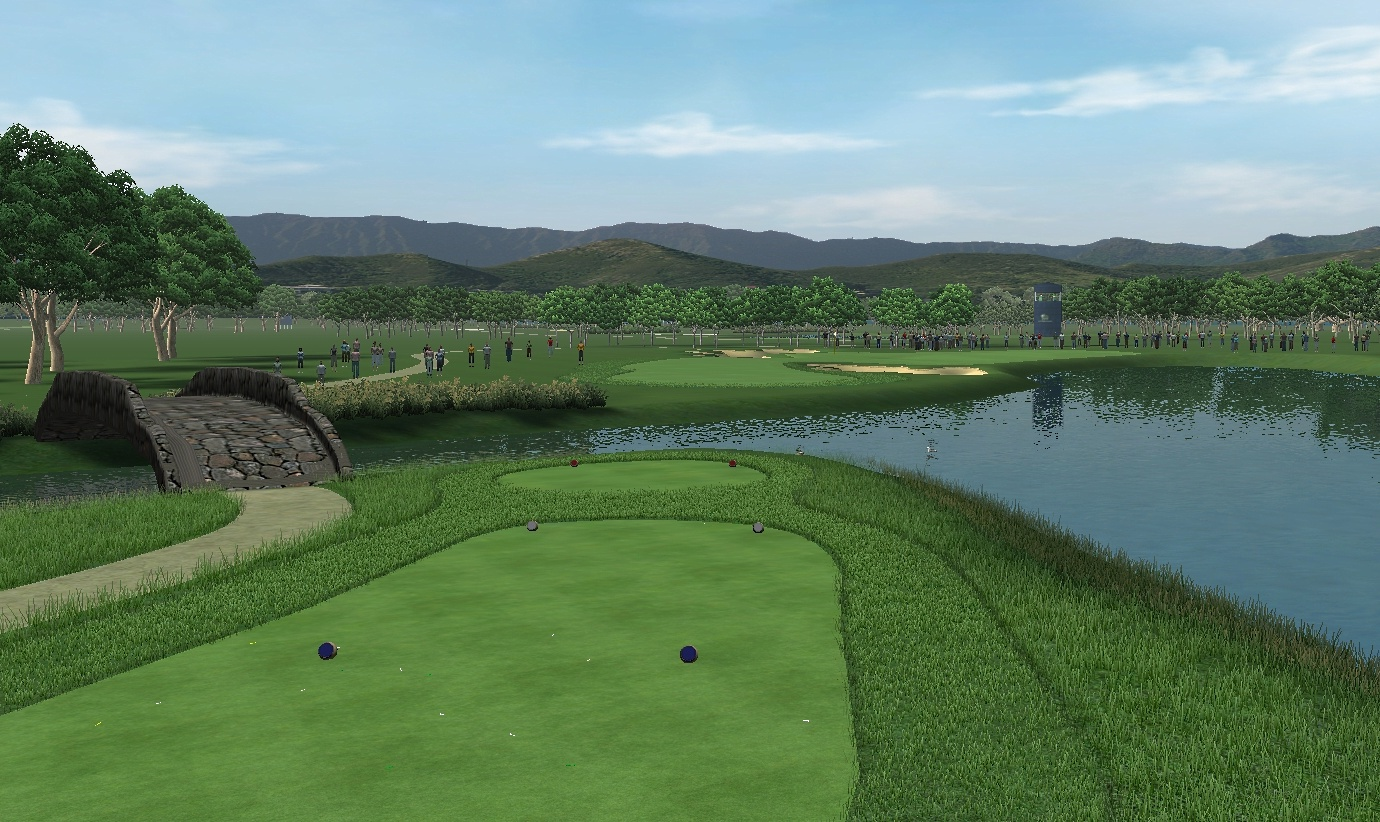 Picture of Turtle Bay Resort - Palmer Course - click to view original size