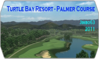 Turtle Bay Resort - Palmer Course logo