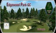 Edgewood Park Golf Course 2011 logo