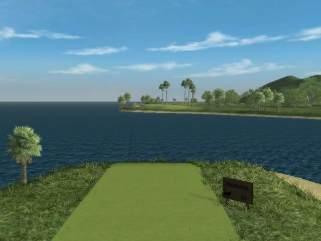 Picture of Dow Nunda Golf Club - click to view original size
