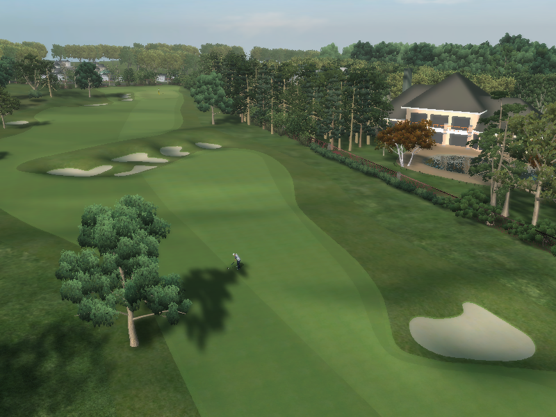 Picture of Plainfield Country Club by JJHold - click to view original size