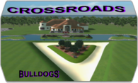 CrossRoads v2 logo