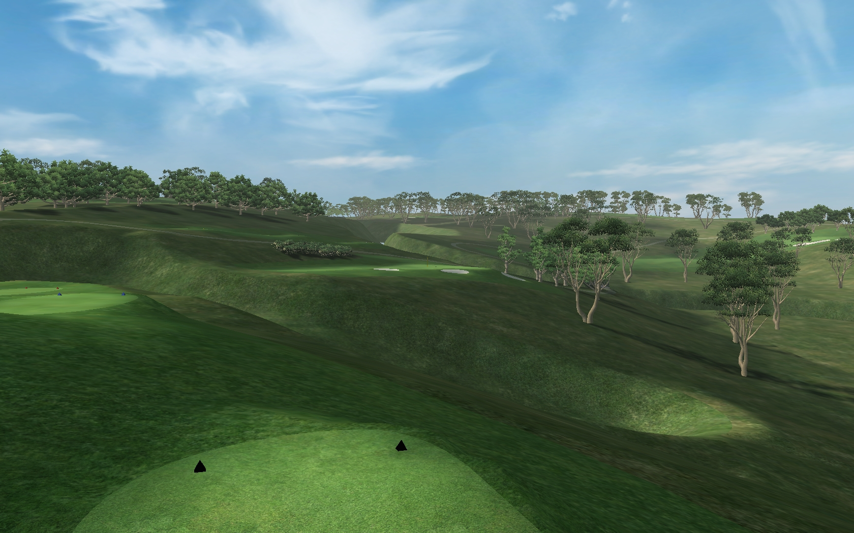 Picture of Kauri Cliffs - click to view original size