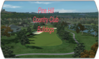 Pine Hill Country Club Bulldogs logo